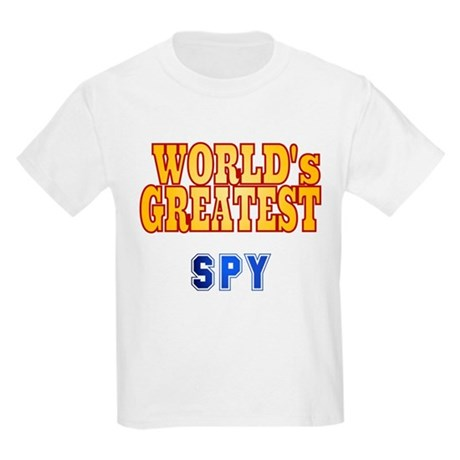World's Greatest Spy Kids Light T-Shirt