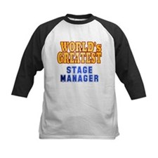 World's Greatest Stage Manager Tee