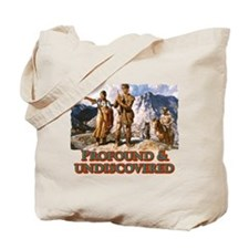 Profound and undiscovered Tote Bag