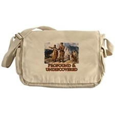 Profound and undiscovered Messenger Bag