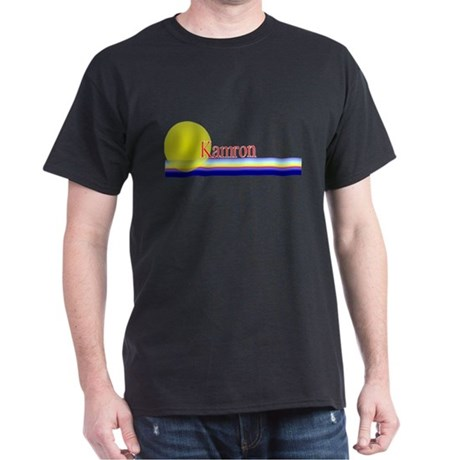 Kamron Black T-Shirt