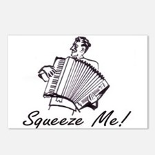 """Squeeze Me"" Accordion Postcards (Package of 8)"