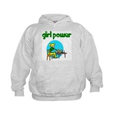 Girl Power Chess Hoodie