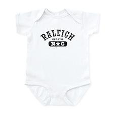 Raleigh NC Infant Bodysuit
