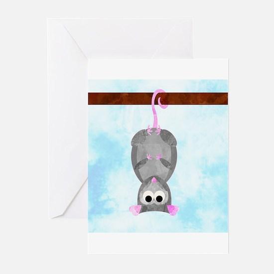 Blossom the Possum Greeting Cards (Pk of 10)