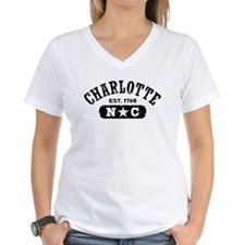 Charlotte NC Shirt