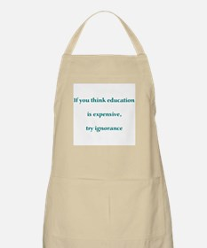 If you think  BBQ Apron