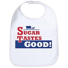 Sugar Tastes Good Bib