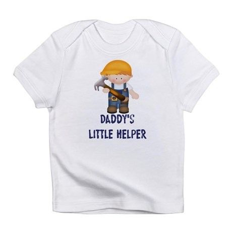 Daddys Little Helper Infant T-Shirt