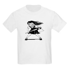 Angry Girl T-Shirt