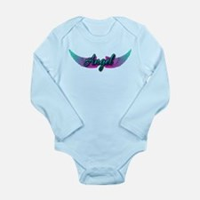 Angel Long Sleeve Infant Bodysuit