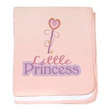 Little Princess baby blanket
