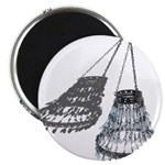Chandelier with Shadow Magnet