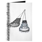 Chandelier with Shadow Journal