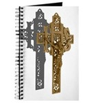 Crucifix on Side Journal