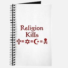 Religion Kills Journal