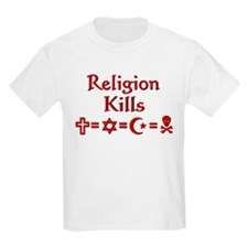 Religion Kills Kids T-Shirt