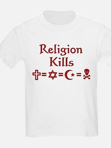Religion Kills Kids T-Shirt