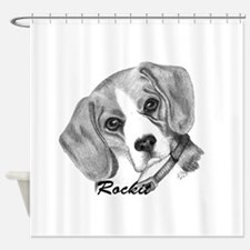 ROCKIT Shower Curtain