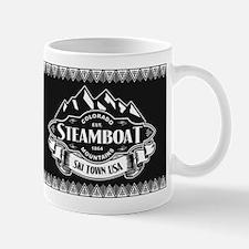 Steamboat Mountain Emblem Mug