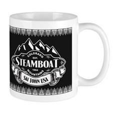 Steamboat Mountain Emblem Mug