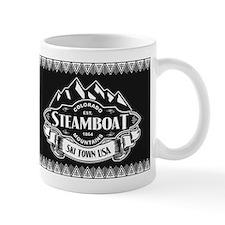 Steamboat Mountain Emblem Small Mug