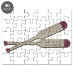 Brown Oars Puzzle