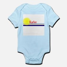 Karlee Infant Creeper