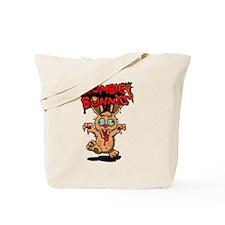 Zombie Bunnys Tote Bag