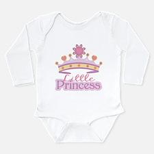 Little Princess Long Sleeve Infant Bodysuit
