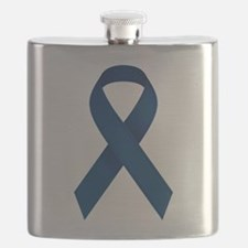 Blue Ribbon Flask