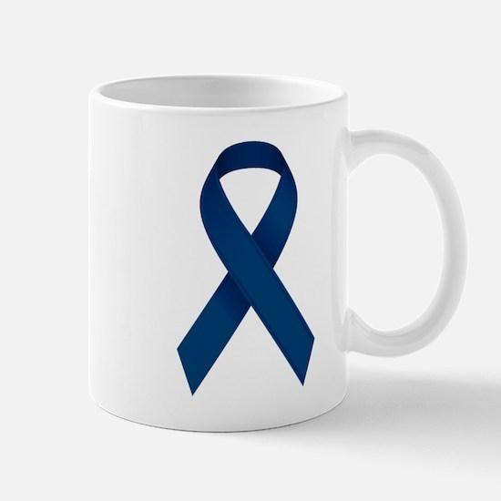 Blue Ribbon Mug
