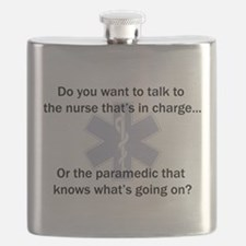 Paramedic-Nurse Flask
