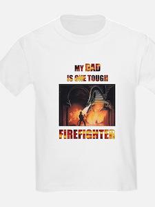 Firefighter Kids T-Shirt