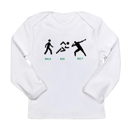 Bolt Jamaica Long Sleeve Infant T-Shirt