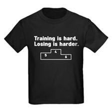 Training vs losing T