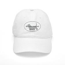 Basset Hound DAD Baseball Cap