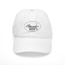 Basset Hound MOM Baseball Cap