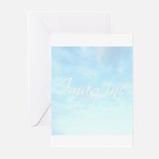 *Imagine* Greeting Cards (Pk of 10)