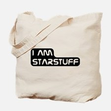 Carl Sagan Starstuff Tote Bag