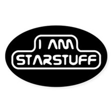 Carl Sagan Starstuff Decal