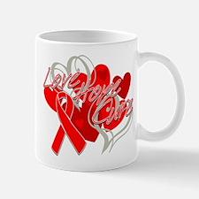 Stroke Love Hope Cure Mug