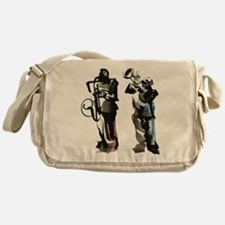 Jazz musicians Messenger Bag