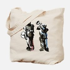 Jazz musicians Tote Bag