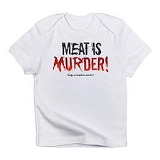 Scrumptious Murder Infant T-Shirt