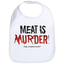 Scrumptious Murder Bib
