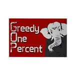GOP Greedy One Percent Political Magnet