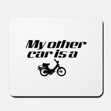 My other car is a Moped Mousepad