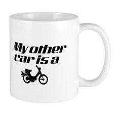 My other car is a Moped Mug
