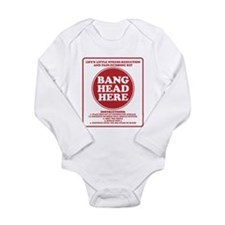 Bang Head Here Stress Reduction Kit Long Sleeve In